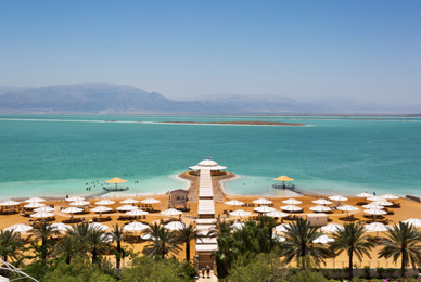 dead sea spa hotel with beach access