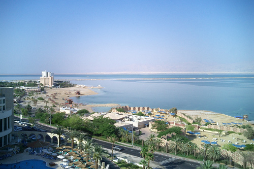 DMZ Medical center for dead sea diseases - Lot Spa Hotel